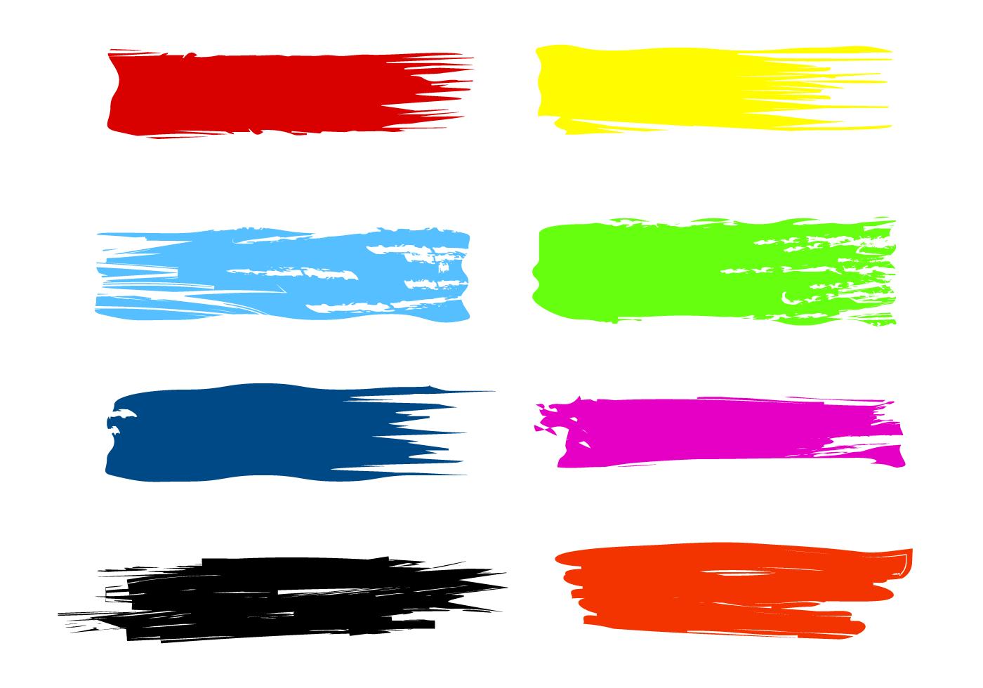 Paint brush stroke clipart download Paint Brush Stroke Clipart | Free download best Paint Brush Stroke ... download