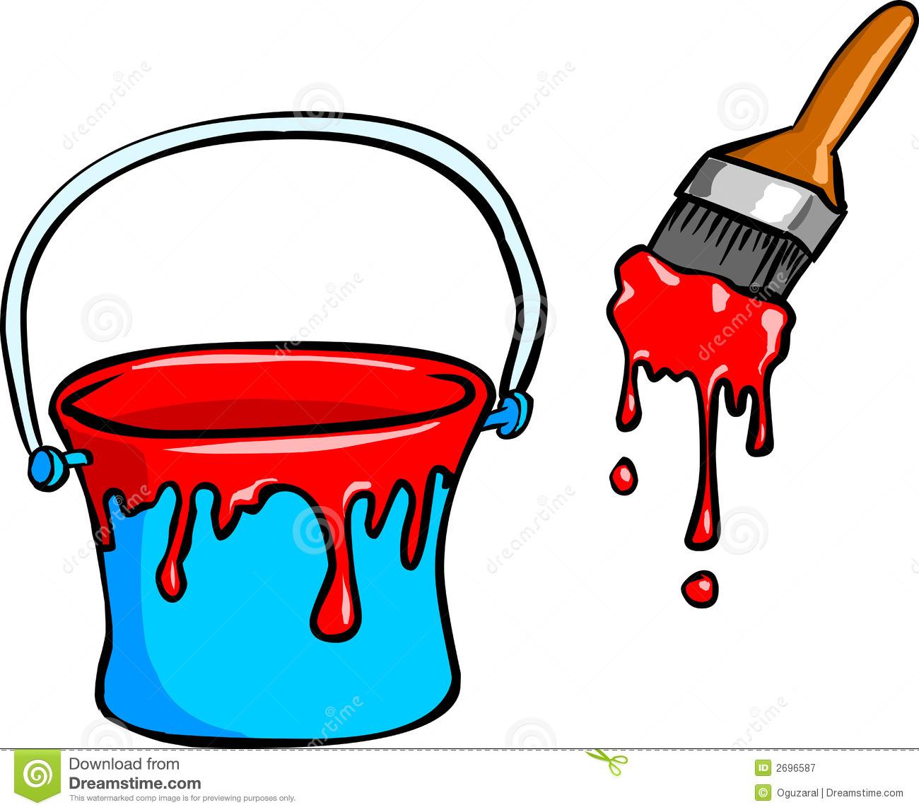 Paint buckets clipart jpg Paint Bucket Clip Art | Clipart Panda - Free Clipart Images jpg