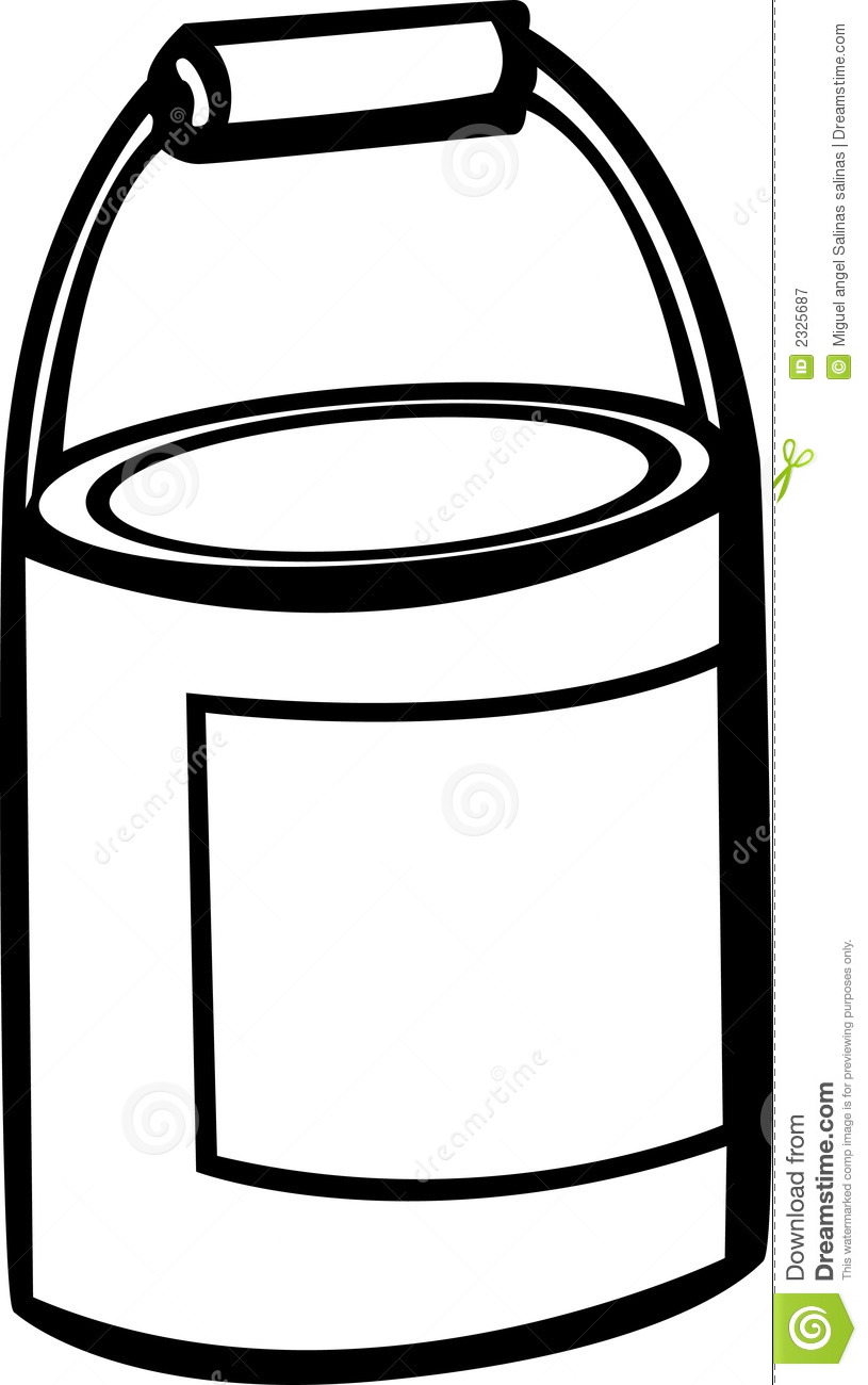 Paint buckets clipart picture freeuse library Paint bucket clipart clipart collection buckets jpg - Clipartix picture freeuse library