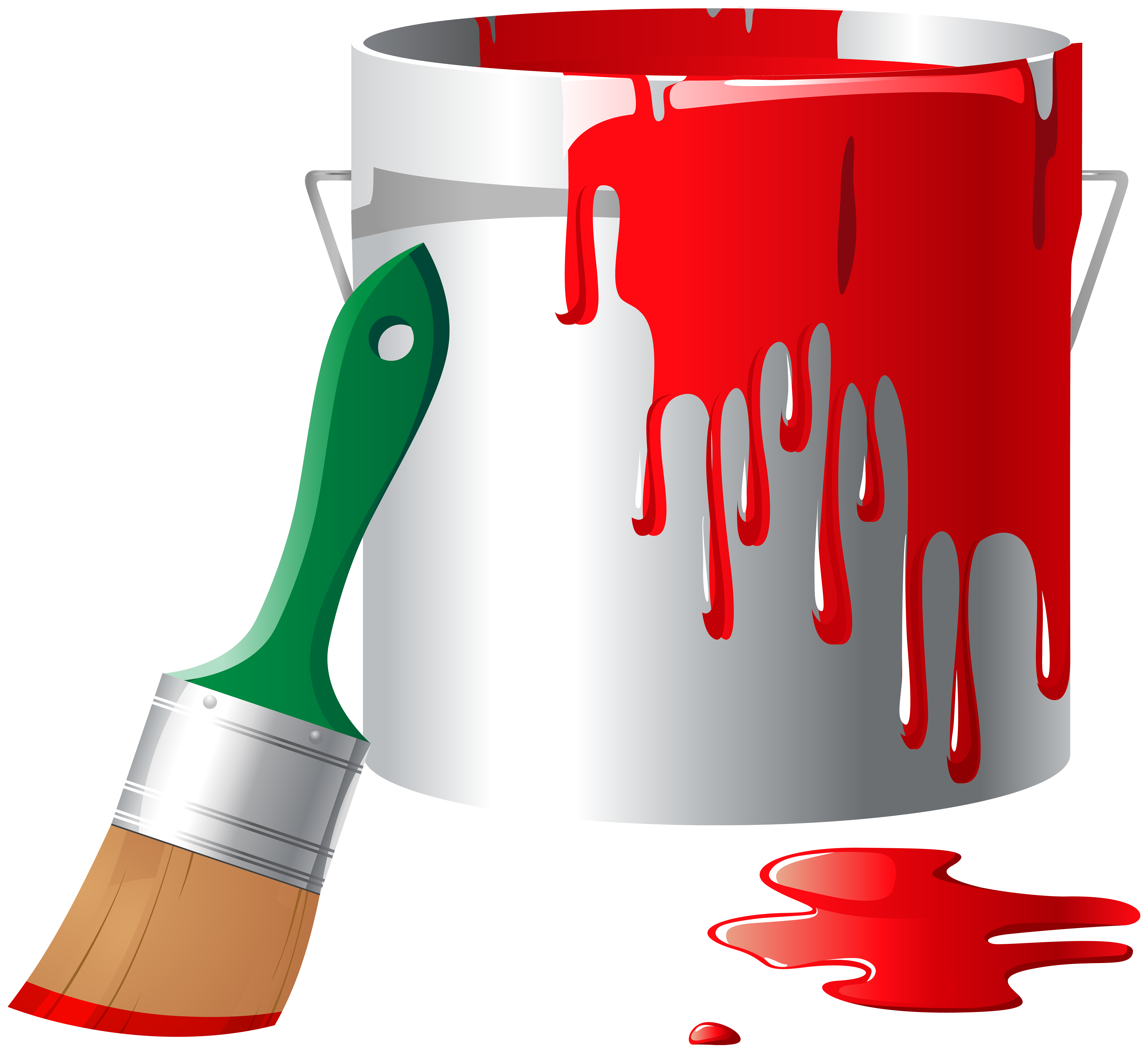 Paint buckets clipart png freeuse library Paint Bucket Png & Free Paint Bucket.png Transparent Images #27082 ... png freeuse library