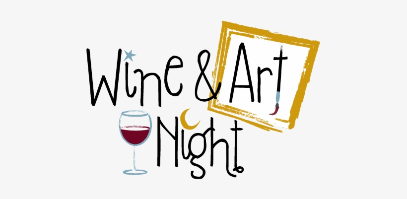 Paint night clipart svg library Painting Clipart Paint Night - Wine And Paint Png Transparent PNG ... svg library