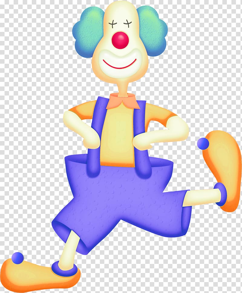 Painted figure clipart png free stock Joker Clown Harlequin Drawing , Hand-painted cartoon clown ... png free stock