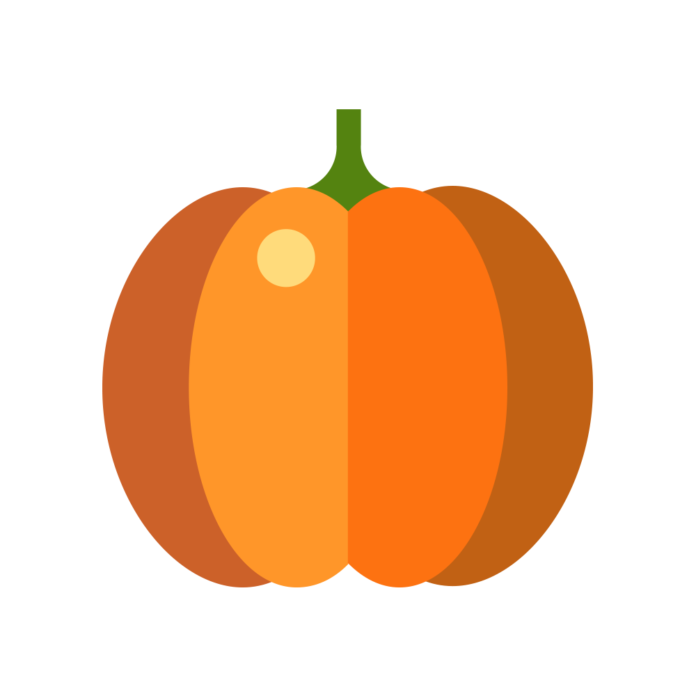 Painted pumpkin clipart royalty free download Calabaza Pumpkin Yellow Vegetable - Hand painted pumpkin 1000*1000 ... royalty free download
