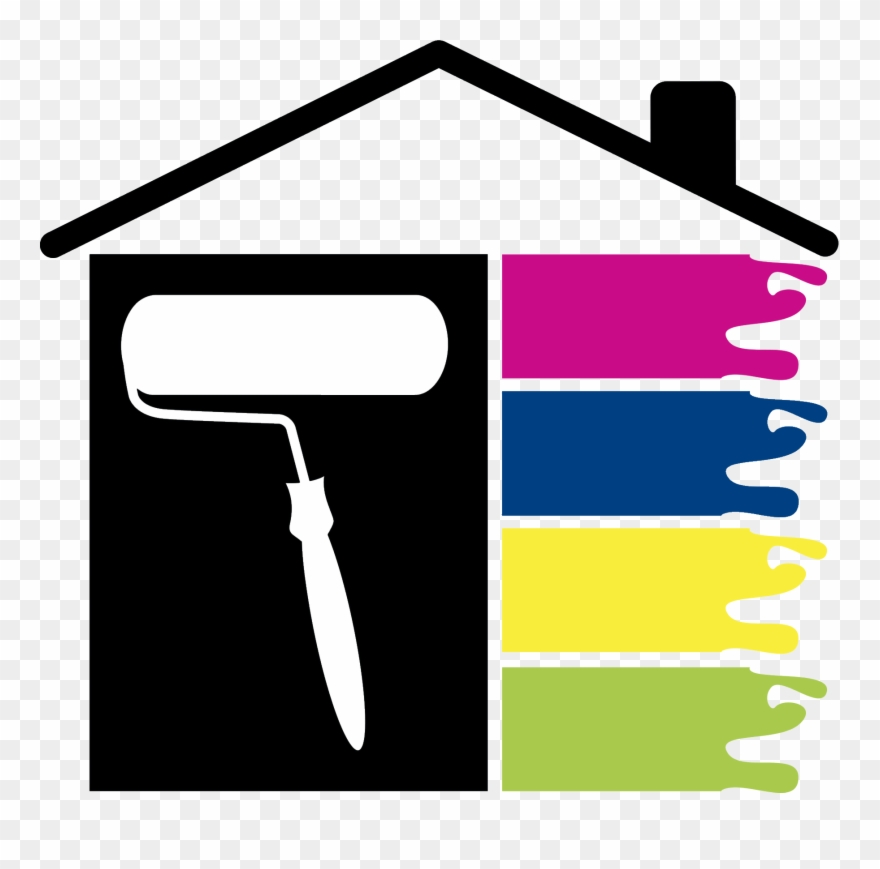 Painting and decorating clipart clipart freeuse Kolbow Decorating Inc - Painting And Decorating Clipart - Png ... clipart freeuse