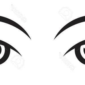 Pair of eyes clipart black and white picture free library Pair Of Eyes Clipart Black And White (95+ images in Collection) Page 2 picture free library