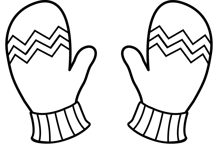 Pair of mittens clipart svg library Mitten Clipart | Free download best Mitten Clipart on ... svg library