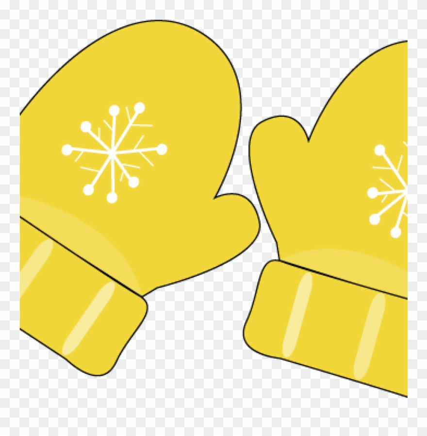 Pair of mittens clipart clip royalty free Mittens Clipart Mitten Clip Art Images History - Yellow ... clip royalty free