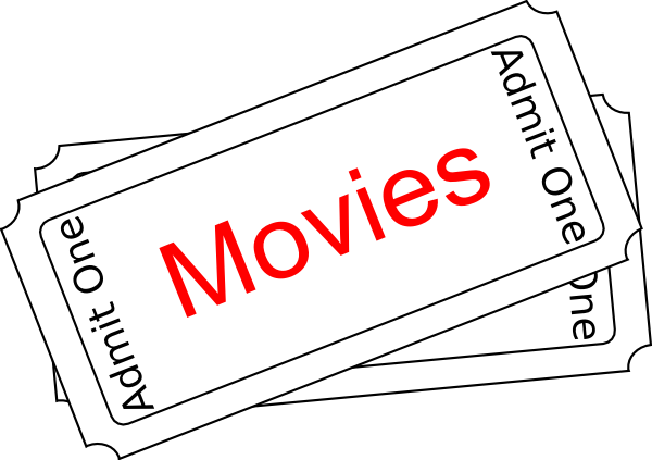 Pair of pink cinema movie tickets clipart royalty free stock Free Tickets Cliparts, Download Free Clip Art, Free Clip Art ... royalty free stock