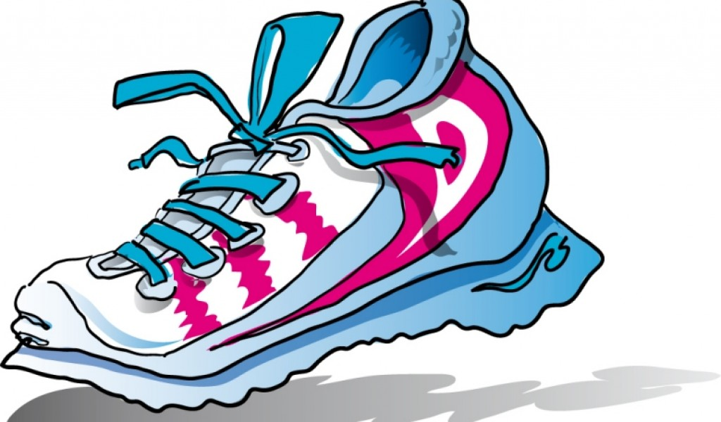 Pair of running shoes clipart clipart freeuse Running Shoes Cartoon Clipart | Free download best Running Shoes ... clipart freeuse
