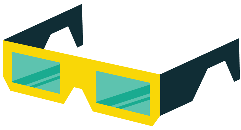 Pair of solar glasses-clipart jpg royalty free library Eclipse clipart eclipse glass - 77 transparent clip arts, images and ... jpg royalty free library