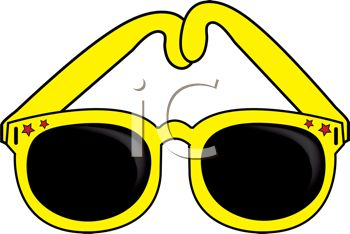 Pair of solar glasses-clipart vector free download Sun Glasses Clipart | Free download best Sun Glasses Clipart on ... vector free download