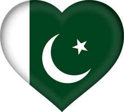 Pakistan flag clipart clipart freeuse download Pakistan flag clipart - country flags clipart freeuse download