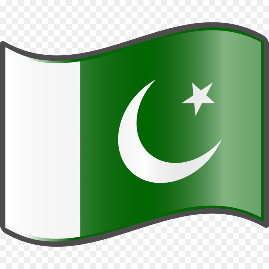 Pakistan flag clipart banner black and white stock Pakistan Flag png download - 1024*1024 - Free Transparent ... banner black and white stock