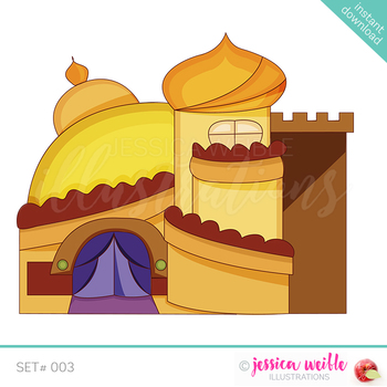 Palacce clipart svg royalty free library Arabian Palace Clip Art svg royalty free library