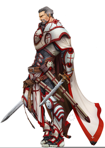 Paladin clipart banner freeuse Paladin Warrior Clipart | Free Images at Clker.com - vector ... banner freeuse