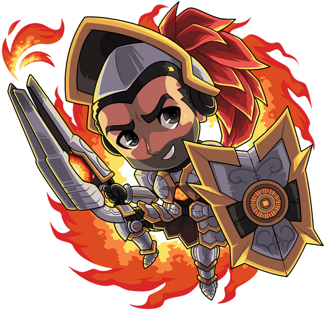 Paladins champions of the realm clipart clip art black and white library Paladins: Champions of the Realm clip art black and white library