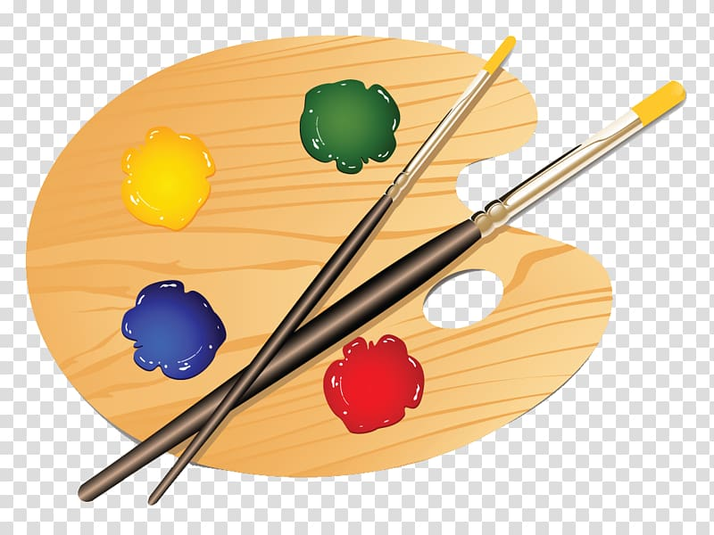 Palate clipart clip art royalty free library Painting Palette Drawing Tool, Paint Palate transparent background ... clip art royalty free library