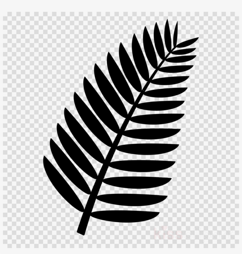 Palm leaves with pineapple clipart black and white picture download Download Palm Branch Black And White Clipart Palm Branch ... picture download