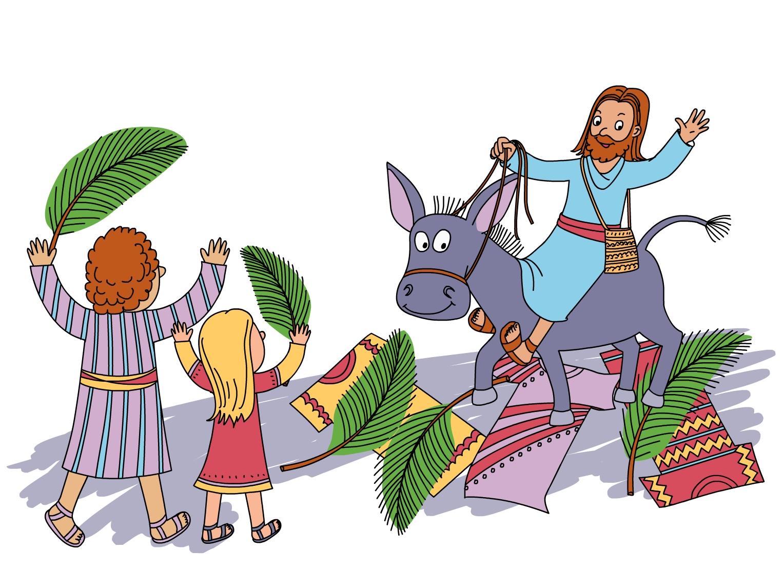 Palm sunday childrens program clipart banner free download Events | Christ United Methodist Church banner free download