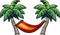 Palm tree with hammock clipart clip art stock Palm tree hammock clip art - Cliparts - best clipart images clip art stock
