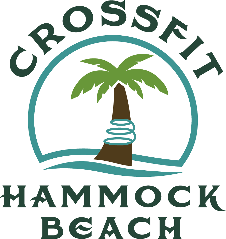 Palm tree and hammock clipart clip black and white library Drop-Ins - CrossFit Hammock Beach clip black and white library