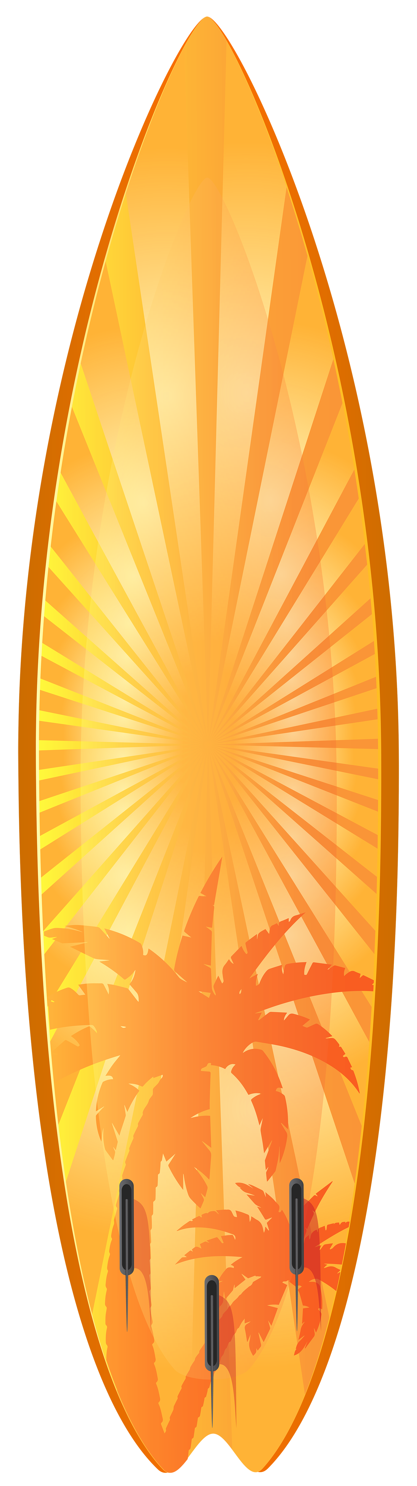 Palm tree and surfboard clipart clip royalty free Surfboard clipart standing palm tree - ClipartFest clip royalty free