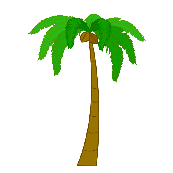 Palm tree christmas clipart clip art royalty free library Free Palm tree clip art image|Free Cartoon & Clipart & Graphics [ii] clip art royalty free library