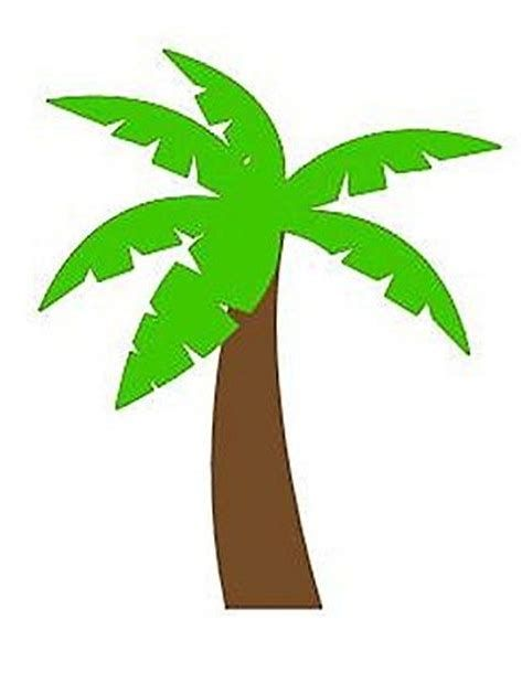 Palm tree clipart for cricut explore air 2 jpg black and white Image result for free svg files for cricut Palm Tree ... jpg black and white