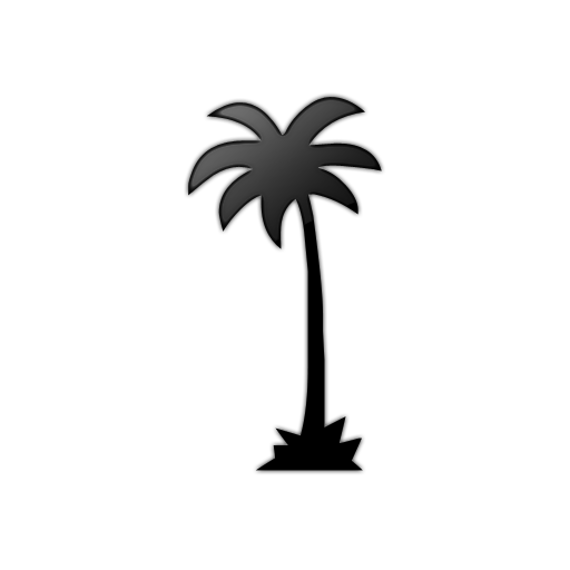 Palm tree clipart free black white clip freeuse download Palm Tree Clipart Black And White | Clipart Panda - Free ... clip freeuse download