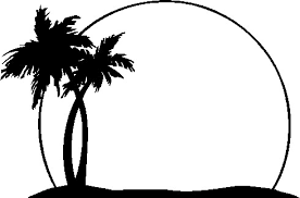 Palm tree clipart outline picture transparent stock Image result for palm tree clip art | Cricut/cameo | Palm ... picture transparent stock