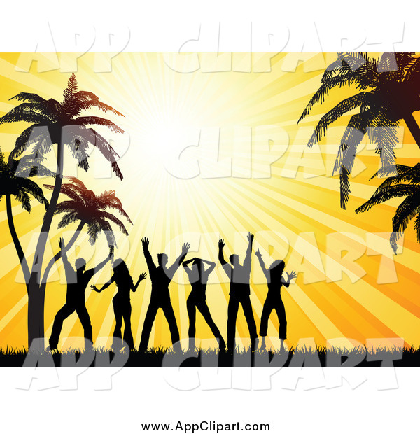 Palm tree sunset clipart 400 pixel by 150 pxl clip art library download Palm tree sunset clipart 400 pixel by 150 pxl - ClipartFest clip art library download
