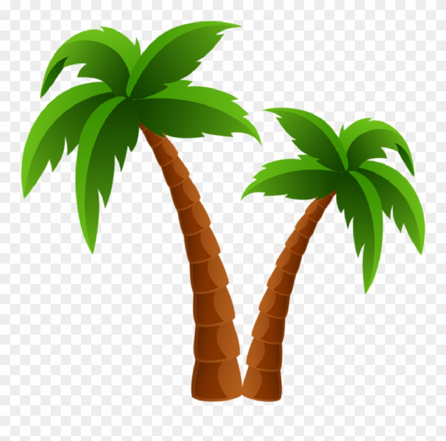 Palmrtree clipart jpg freeuse library Palm Tree Clip Art And Cartoons On Palm Trees - Palm Trees ... jpg freeuse library