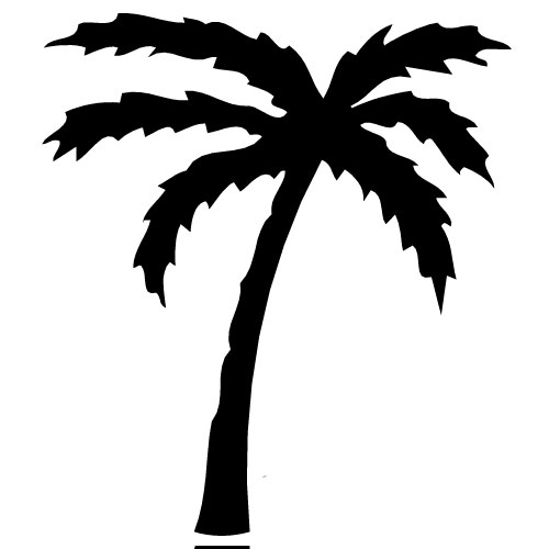 Palms clipart free vector library library Free Palm Tree Images, Download Free Clip Art, Free Clip Art ... vector library library
