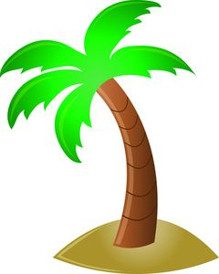 Palms clipart free clipart freeuse stock Palm tree clip art printable free clipart images | Palm ... clipart freeuse stock