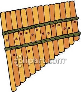 Pan flute clipart svg freeuse Pan Flute - Royalty Free Clipart Picture svg freeuse