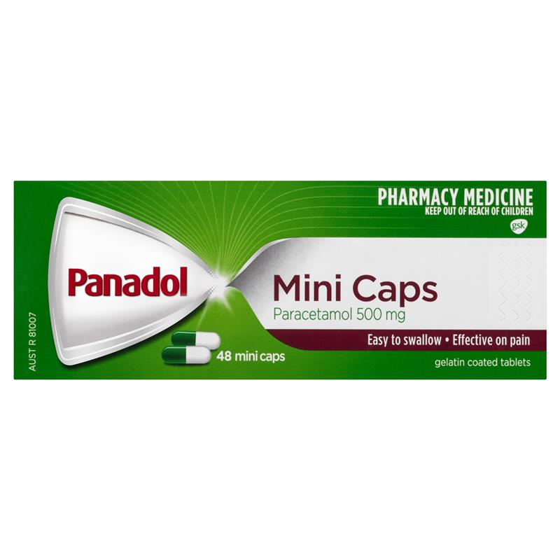 Panadol logo clipart image library stock Buy Panadol Mini Caps for Pain Relief Paracetamol 500mg 48 ... image library stock