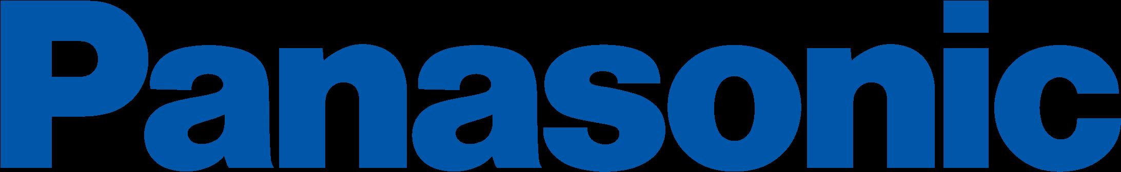 Panasonic logo clipart