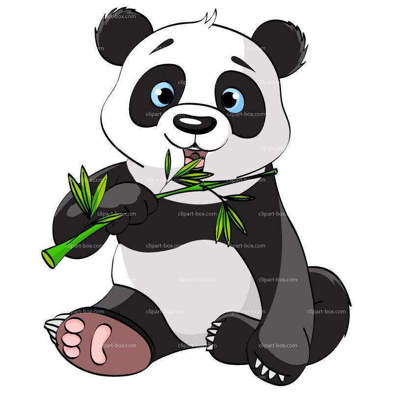 Panda bear clipart vector stock 57+ Panda Bear Clipart | ClipartLook vector stock