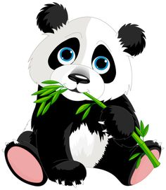 Panda bear clipart images png black and white library Cartoon Panda Bear Pictures | Free download best Cartoon ... png black and white library
