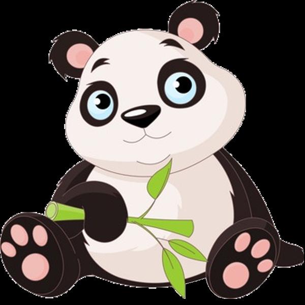 Panda bear halloween clipart banner download Panda Bears Cartoon Animal Images Free To Download.All Bears Clip ... banner download