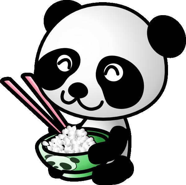 Panda bear halloween clipart graphic royalty free stock How To Avoid Negative Google Panda Effect | Diary Writer | Pinterest ... graphic royalty free stock