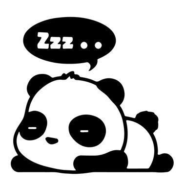 Panda clipart svg black and white stock Clipart panda cute - ClipartFest svg black and white stock