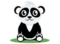Panda clipart picture freeuse Free Panda Clipart - Clip Art Pictures - Graphics - Illustrations picture freeuse