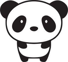 Panda clipart svg royalty free Cute Panda Clipart & Cute Panda Clip Art Images - ClipartALL.com svg royalty free