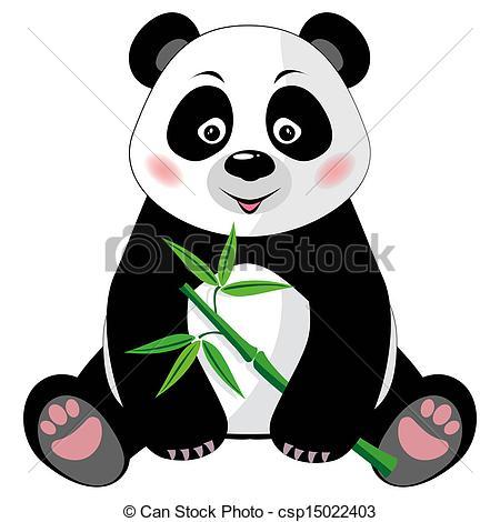 Panda clipart png free library Panda Vector Clip Art Royalty Free. 5,839 Panda clipart vector EPS ... png free library