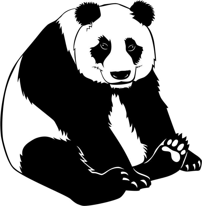 Panda clipart clipart stock Cute Panda Bear Clipart | Clipart Panda - Free Clipart Images clipart stock