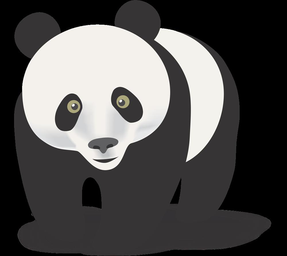 Panda clipart clipart freeuse download Panda Clipart | Clipart Panda - Free Clipart Images clipart freeuse download