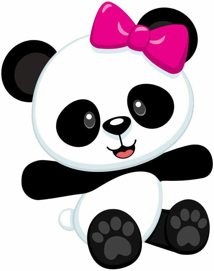 Panda clipart clip transparent library Cute Cartoon Panda | Cute Cartoon Panda Bears Clip Art | cartoon ... clip transparent library