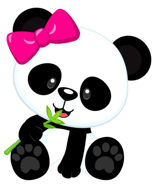Panda clipart cute png free download Cute Panda Clipart | Wallpapers for Fun png free download