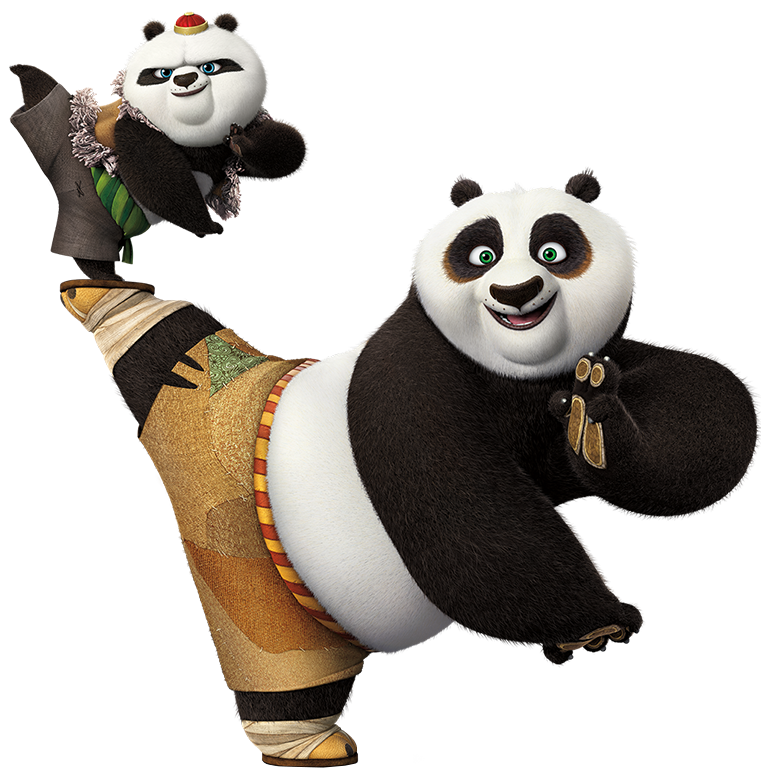 Panda school clipart image stock Kung Fu Panda 3 PNG Clip Art Image | Gallery Yopriceville - High ... image stock